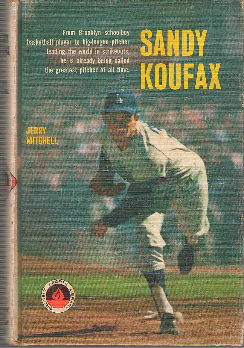 Image for Sandy Koufax