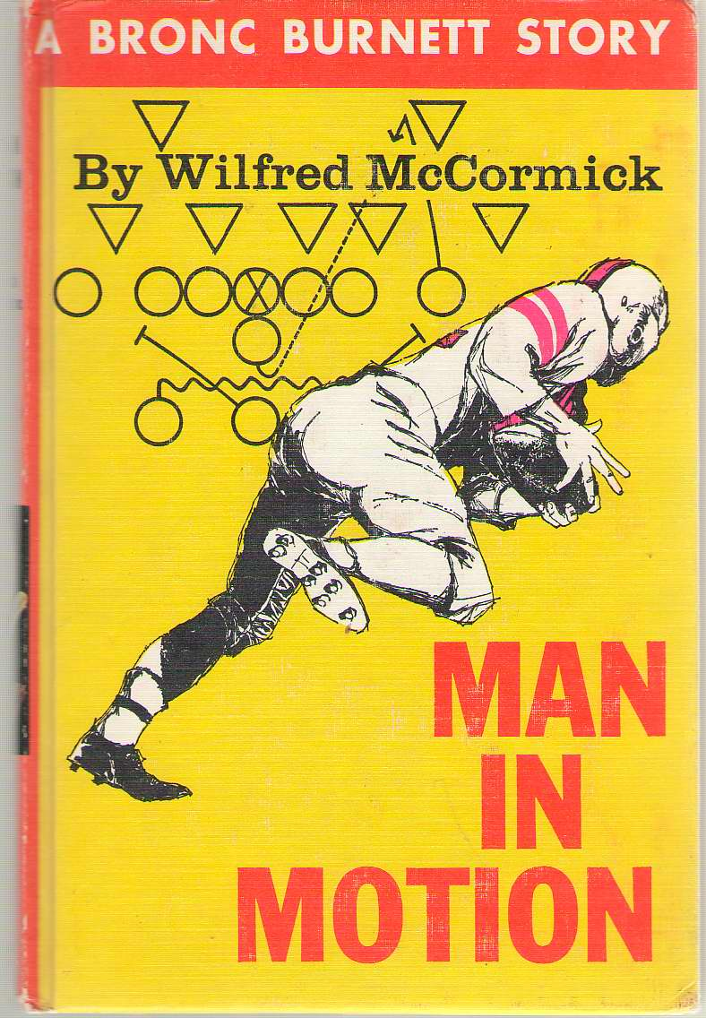 Man In Motion, McCormick, Wilfred