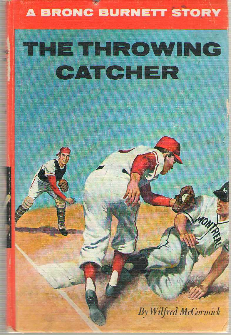 The Throwing Catcher, McCormick, Wilfred
