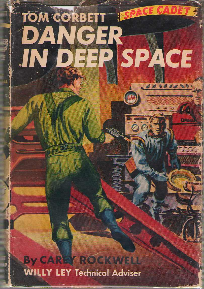 Danger In Deep Space, Rockwell, Carey