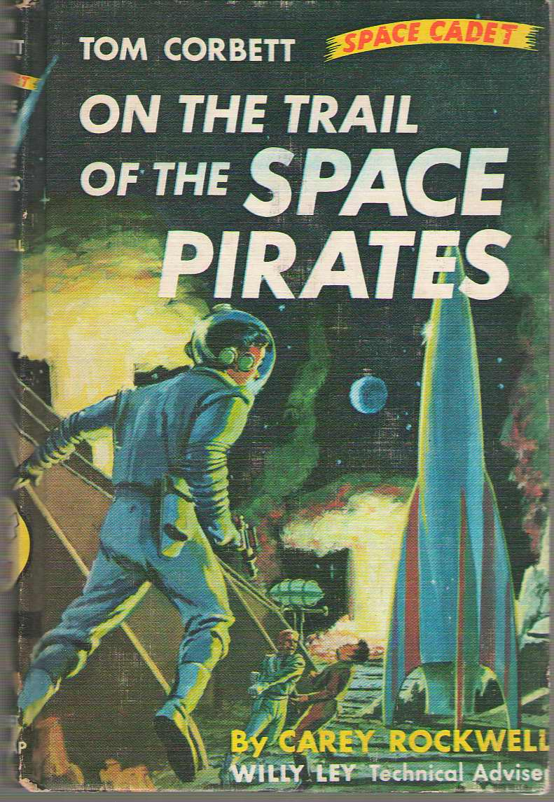 On The Trail Of The Space Pirates, Rockwell, Carey
