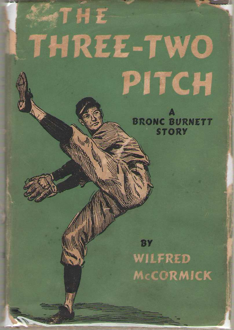 The Three-two Pitch, McCormick, Wilfred