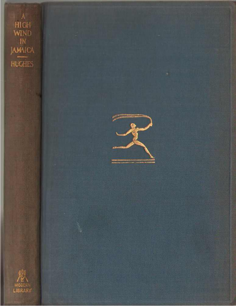 A High Wind In Jamaica The Innocent Voyage, Hughes, Richard