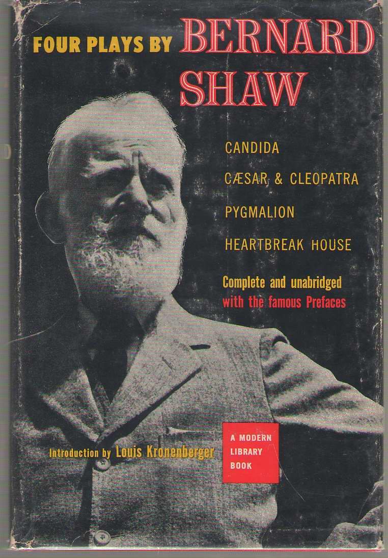Four Plays By Bernard Shaw, Shaw, Bernard