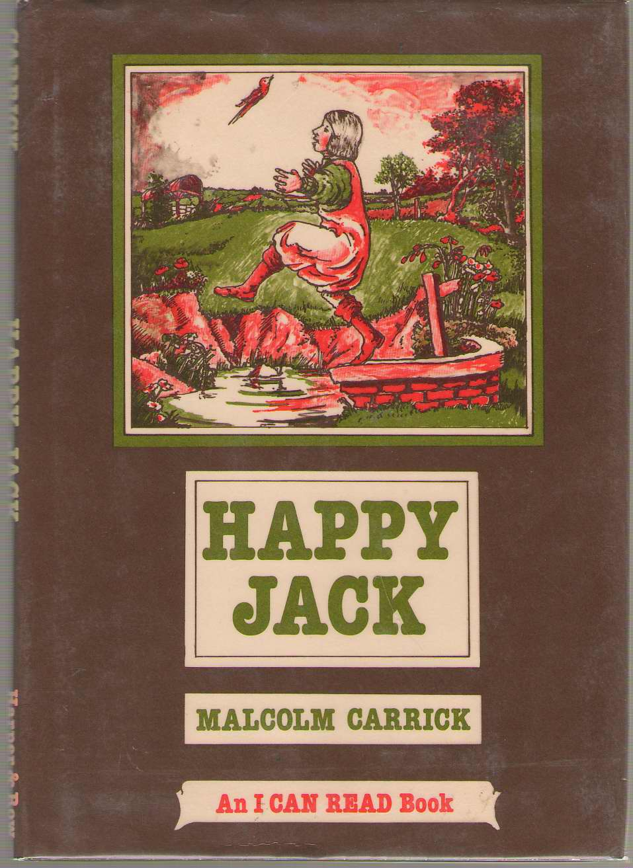 Happy Jack  A Folktale, Carrick, Malcolm