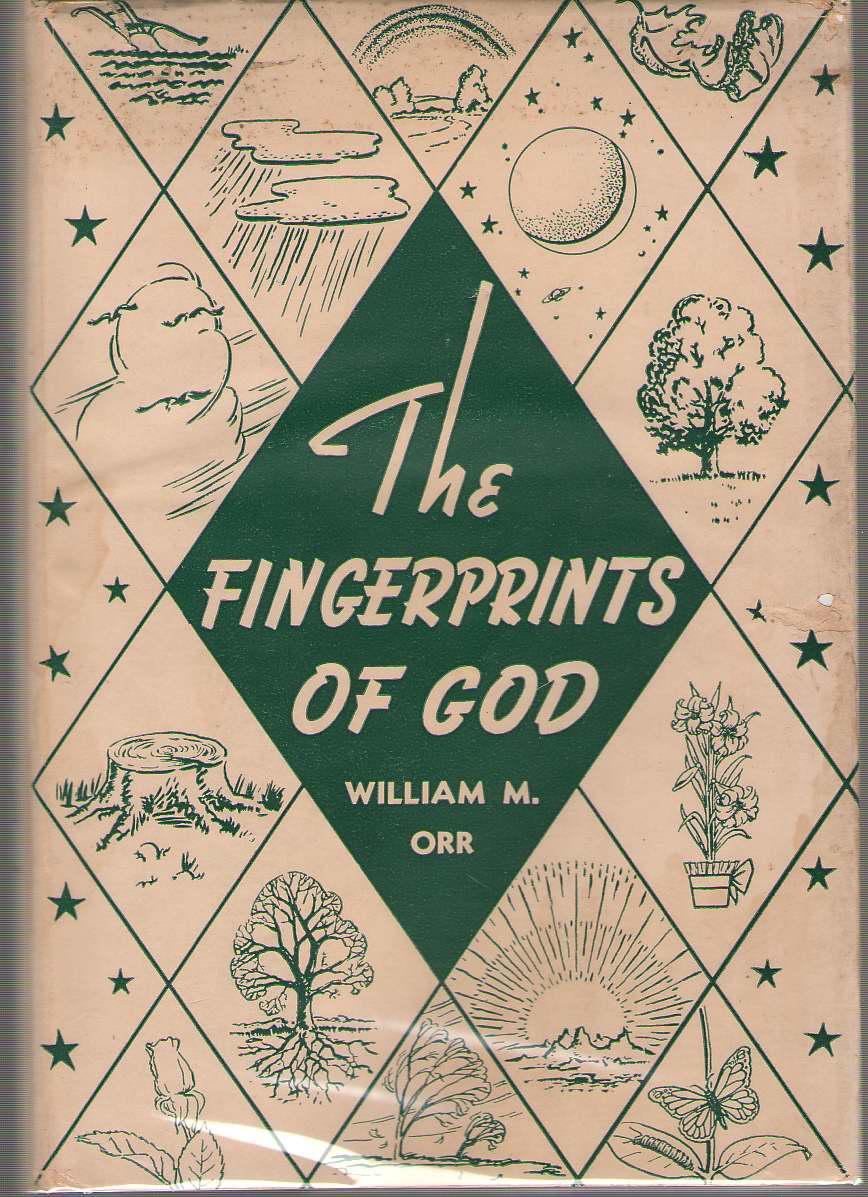 The Fingerprints Of God, Orr, William M.