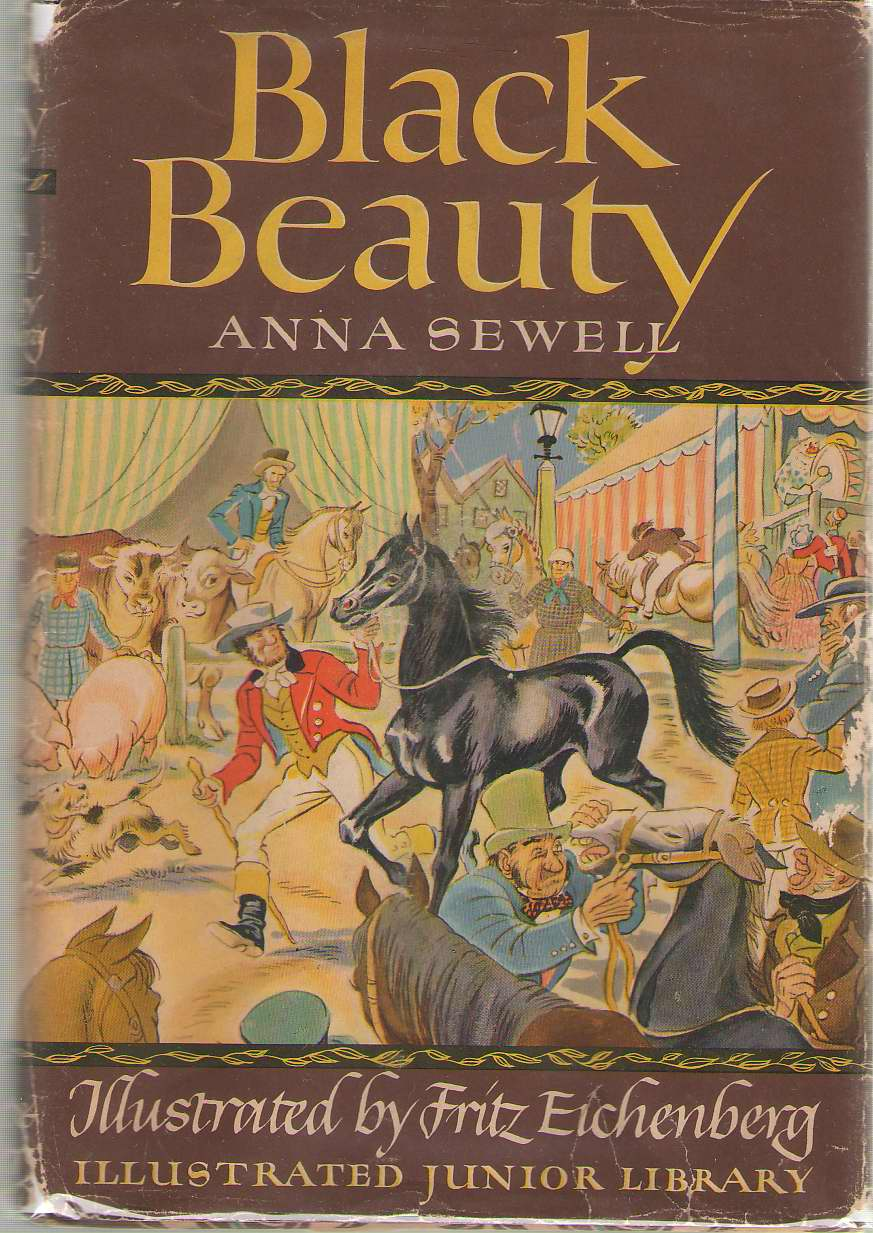 Black Beauty The Autobiography of a Horse, Sewell, Anna