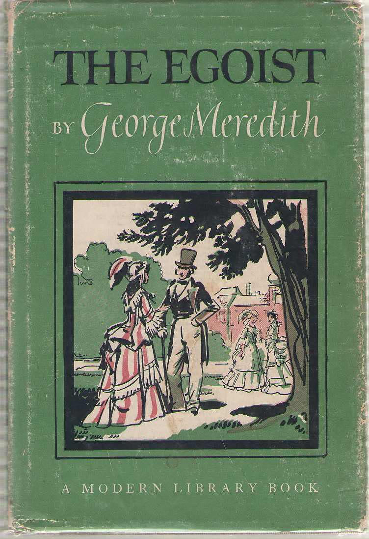 The Egoist, Meredith, George; Mooney, E. Aubert (Introduction)
