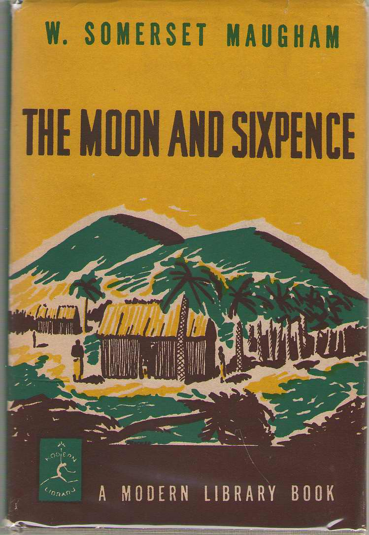 The Moon and Sixpence, Maugham, W. Somerset