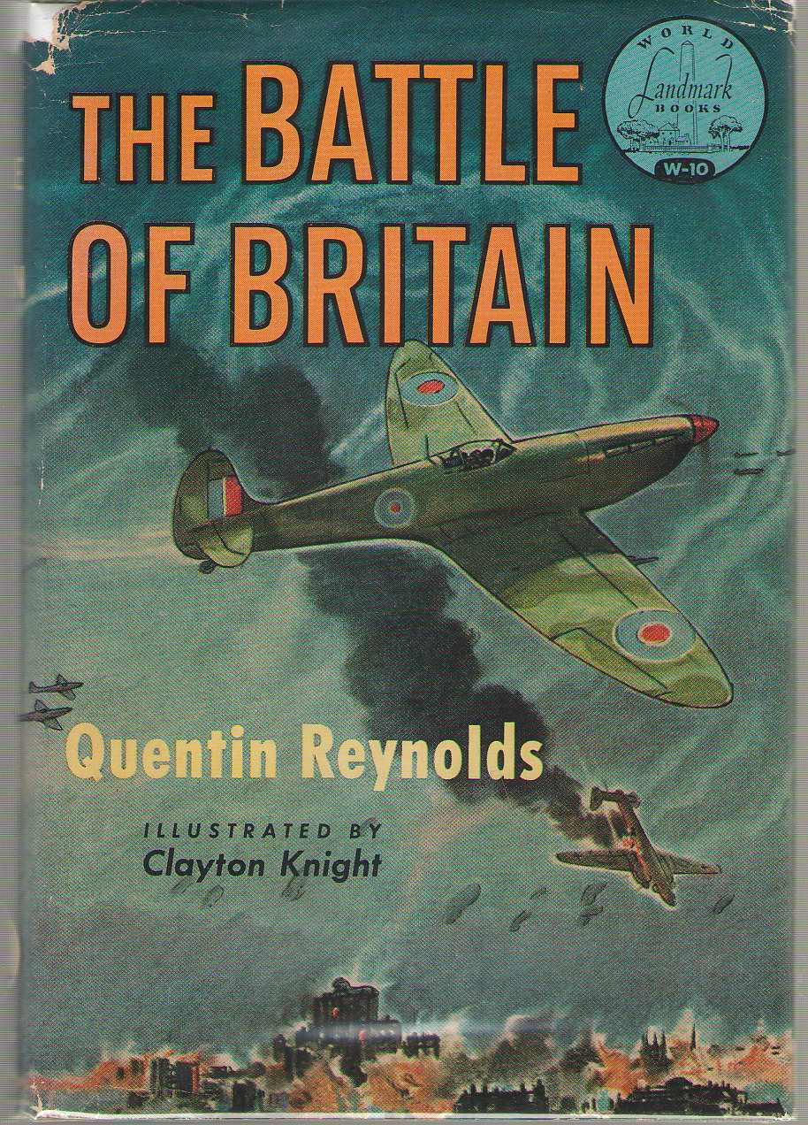 The Battle Of Britain, Reynolds, Quentin