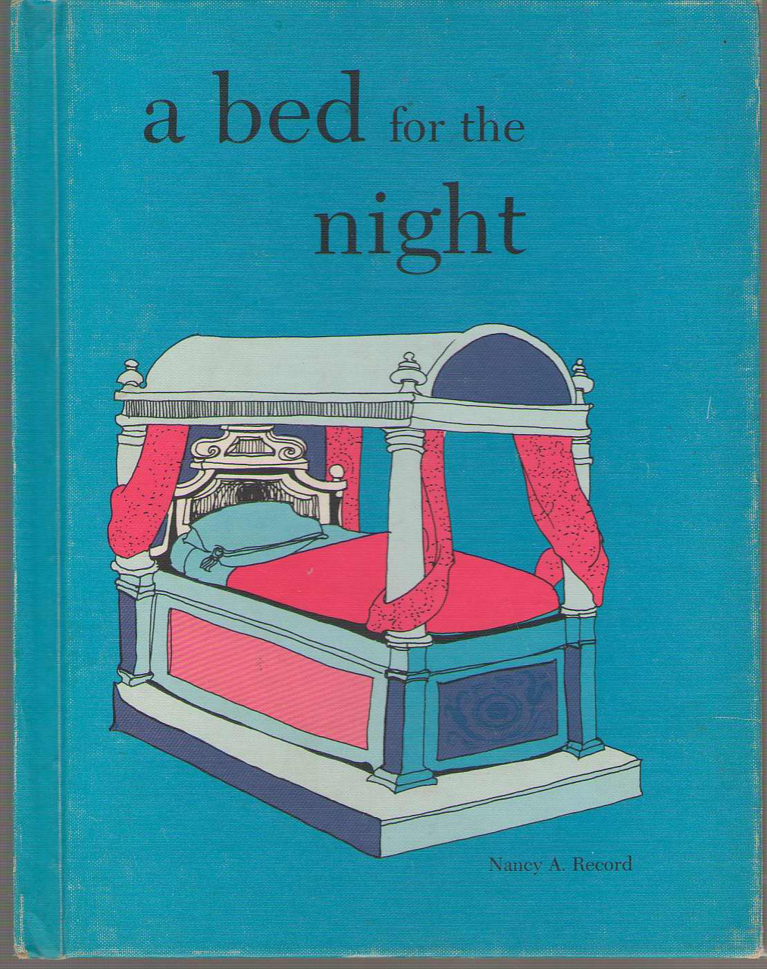 A Bed for the Night, Record, Nancy A.