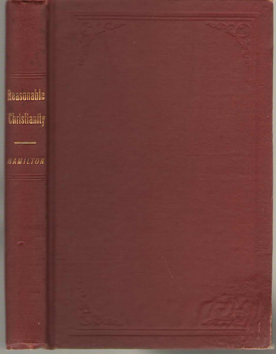 A Reasonable Christianity, Hamilton, Laurentine