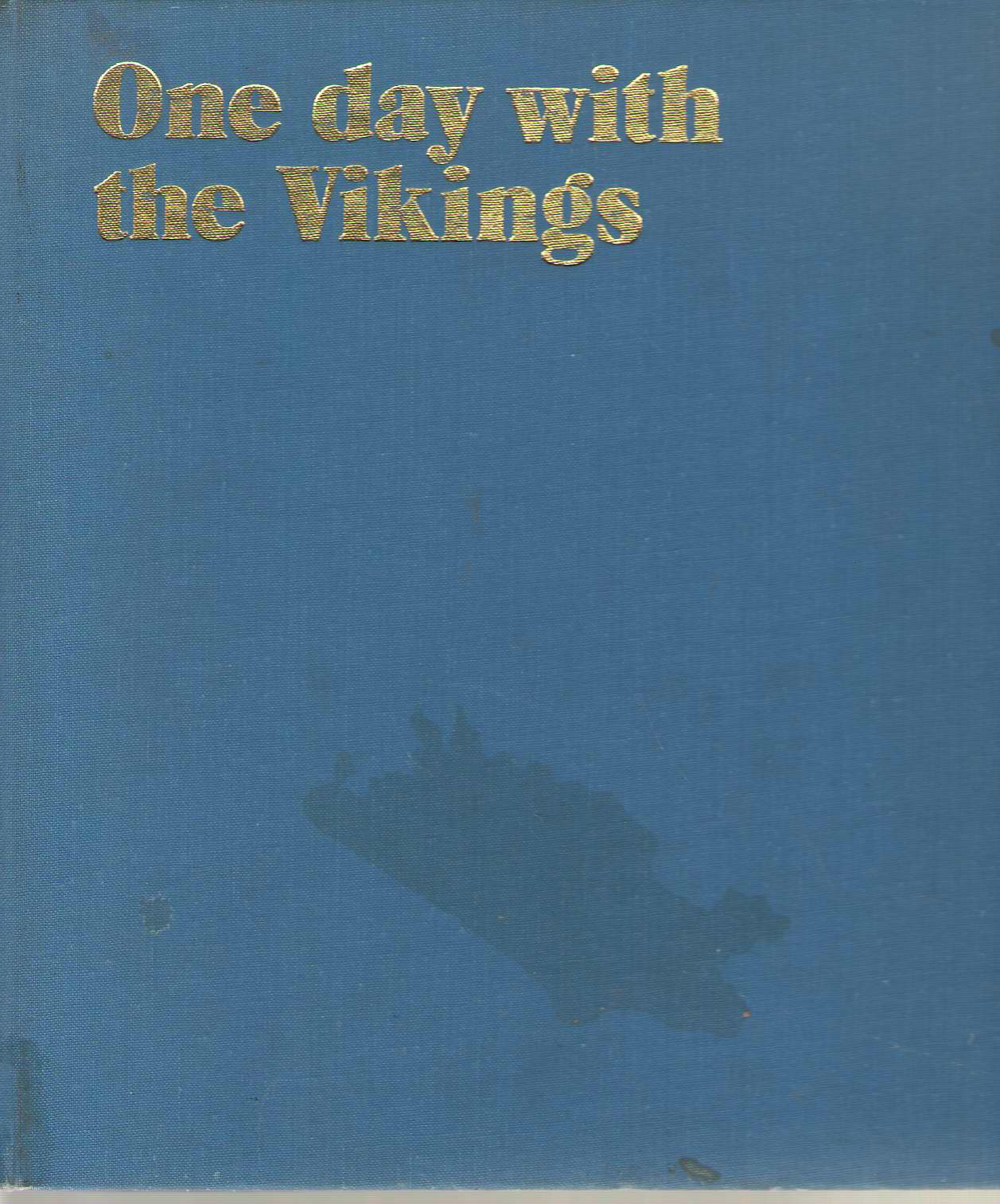 One Day With The Vikings, Carter, Avis Murton