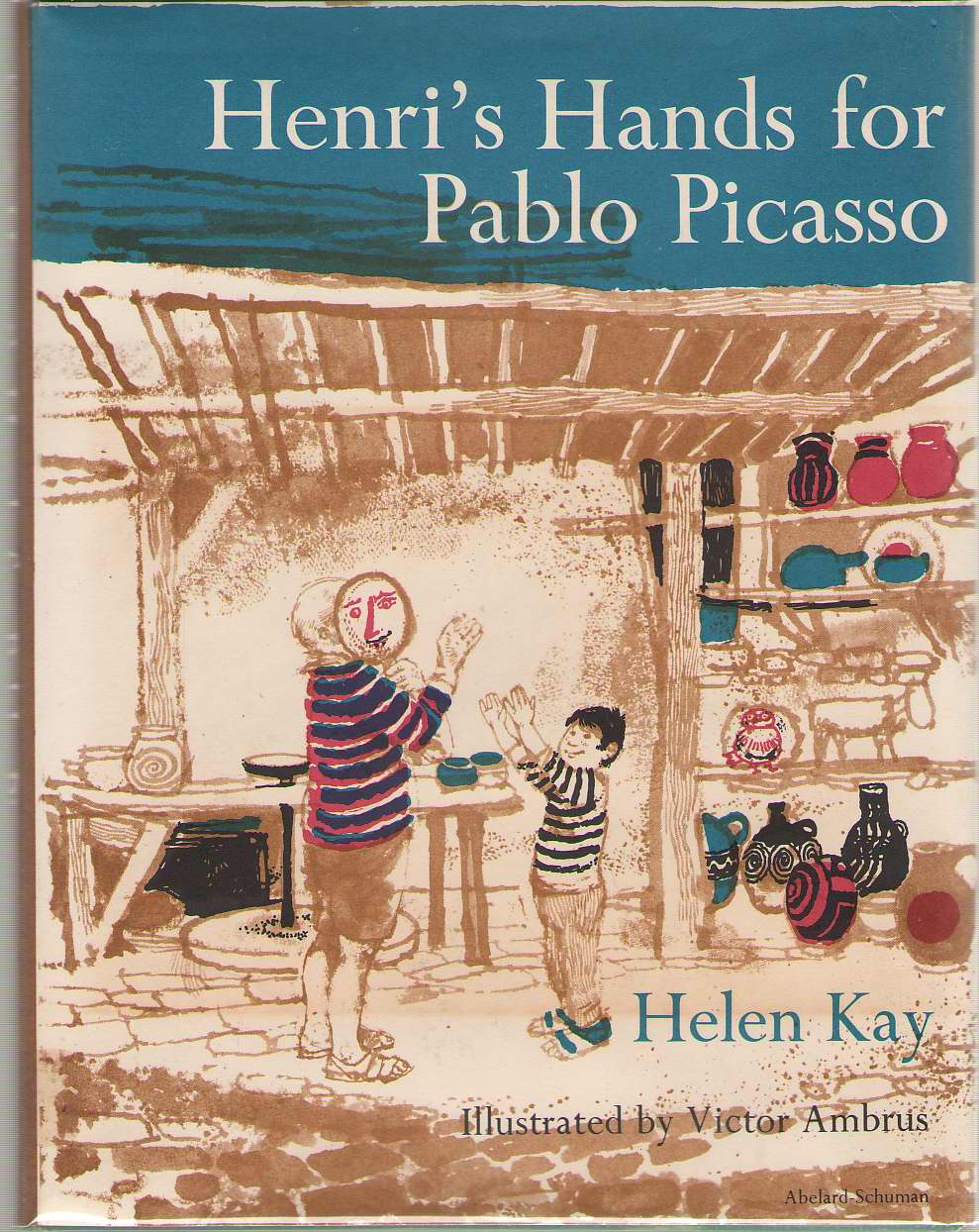 Henri's Hands For Pablo Picasso