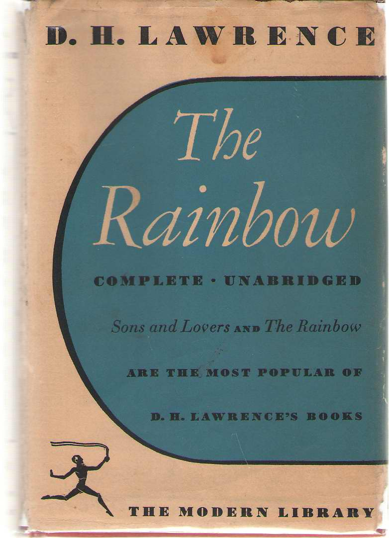 The Rainbow, Lawrence, D. H.