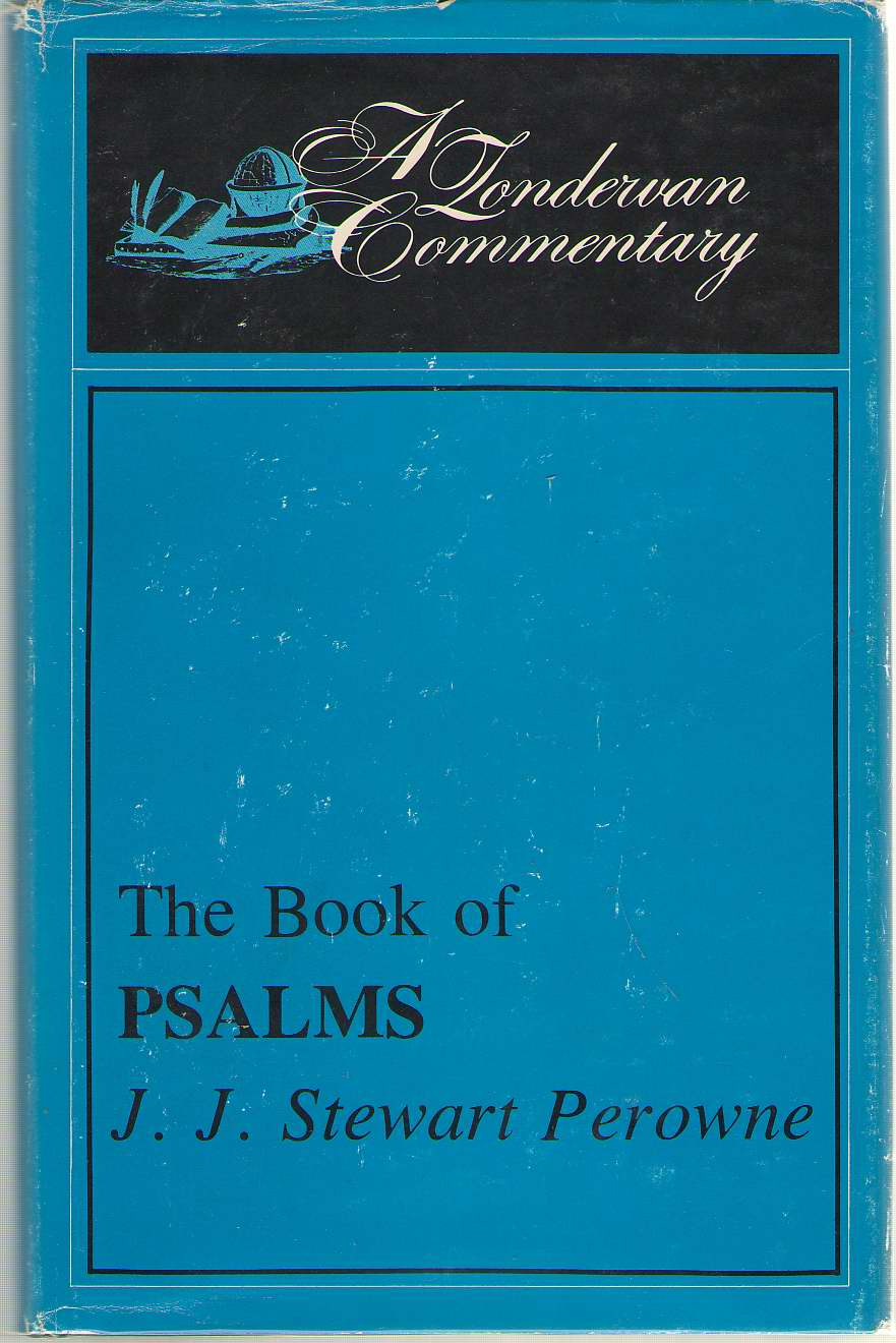 Image for The Book of Psalms   Two Volumes in One