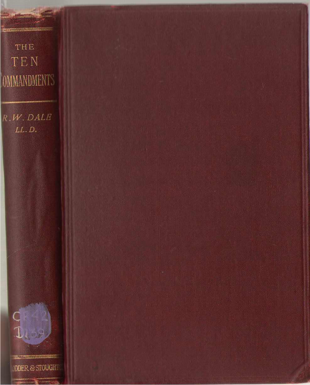 Image for The Ten Commandments