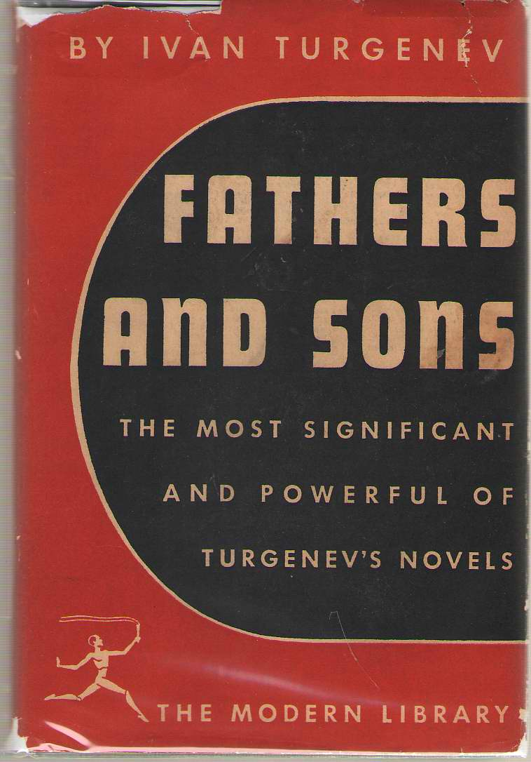 Fathers And Sons, Turgenev, Ivan Sergeevich; Muller, Herbert J. (Introduction)