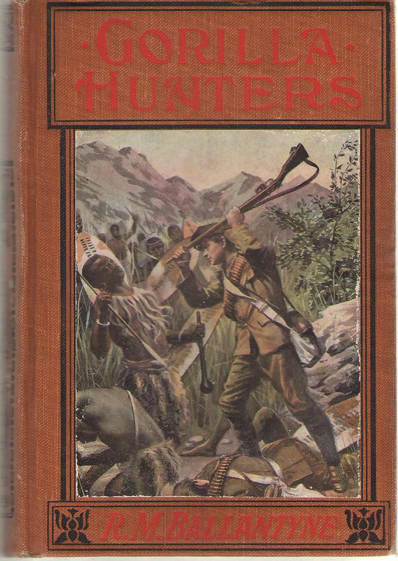 The Gorilla Hunters, Ballantyne, R. M.