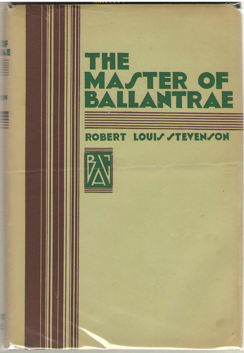 The Master Of Ballantrae, Stevenson, Robert Lewis