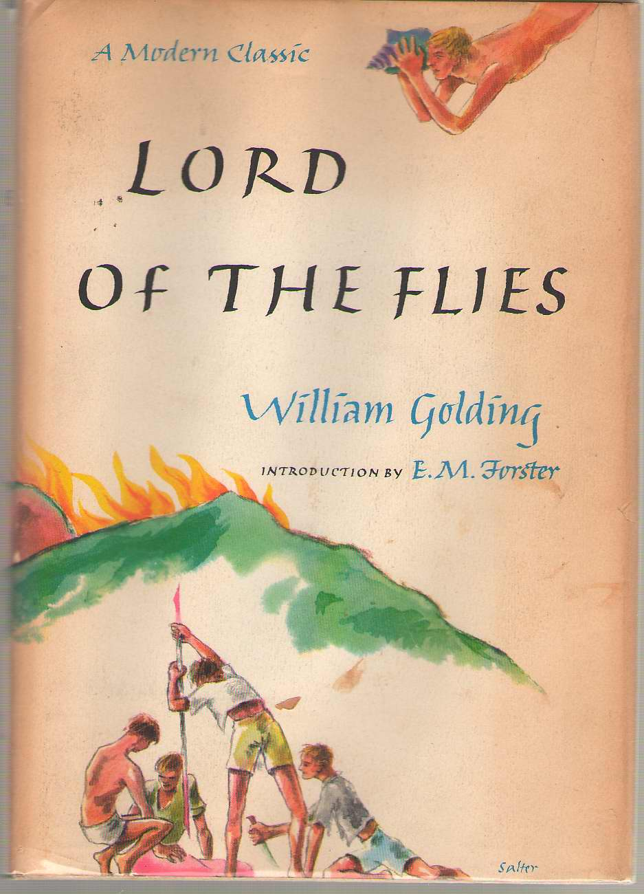 Lord of the Flies, Golding, William; E. M. Forster (Introduction)
