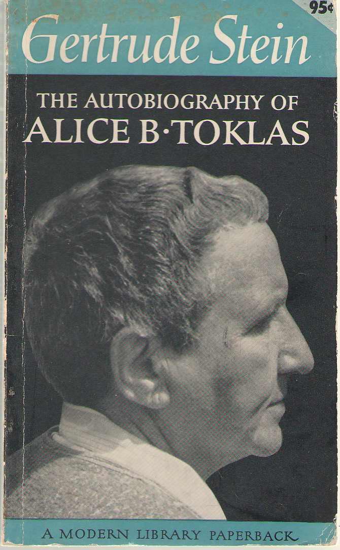 The Autobiography of Alice B. Toklas, Stein, Gertrude