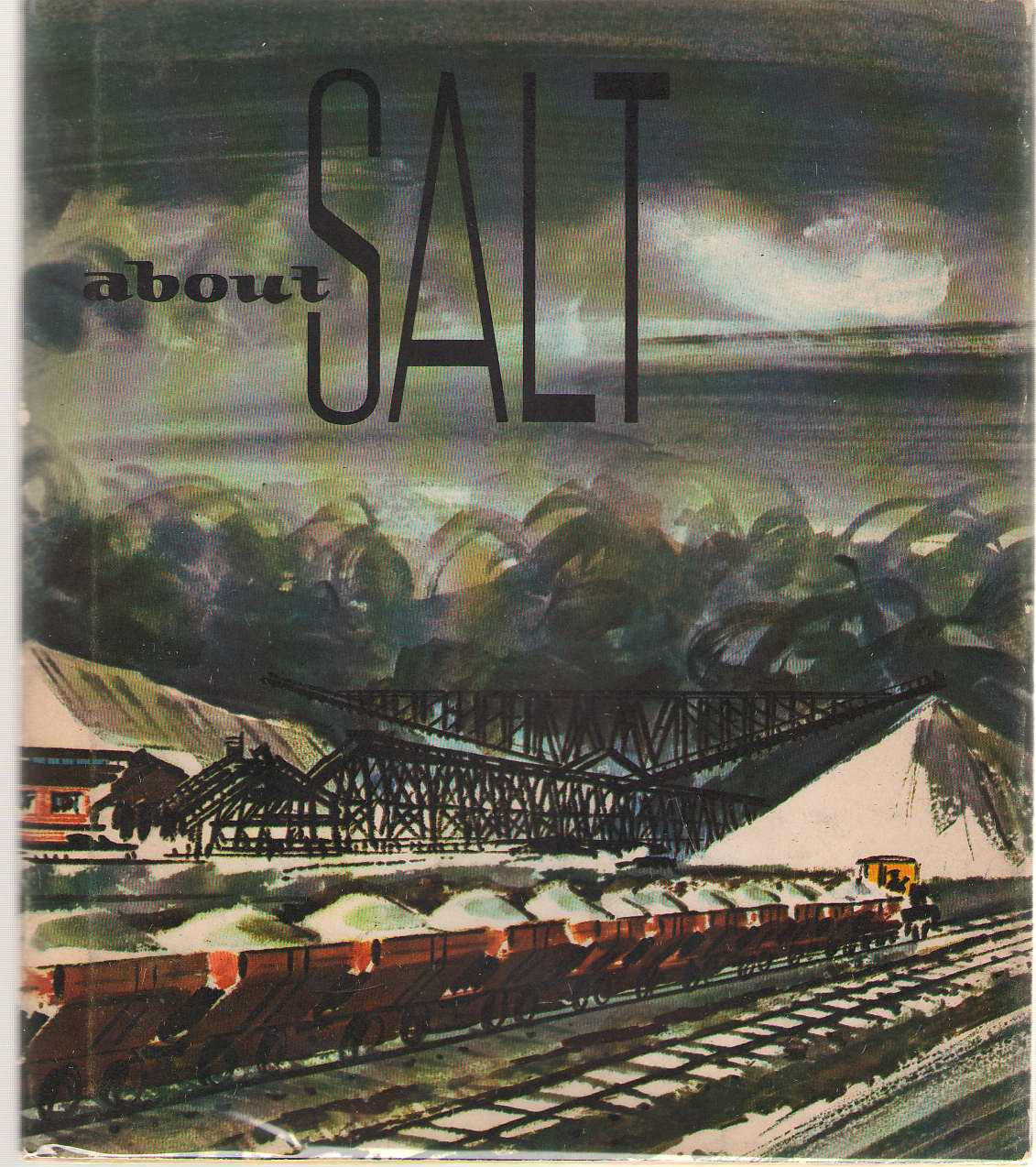 About Salt, Telfer, Dorothy & Felix Palm (Illustrator)