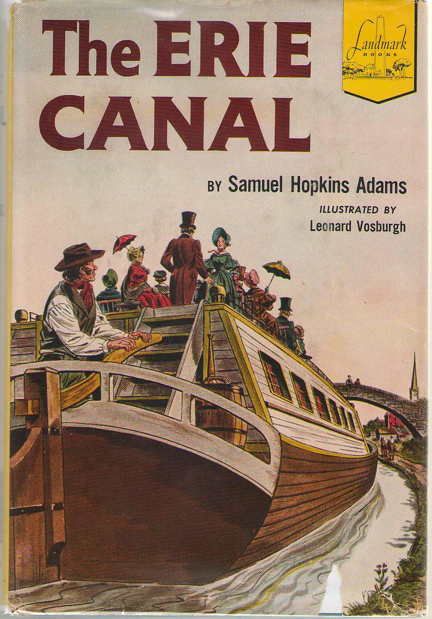 The Erie Canal, Adams, Samuel Hopkins