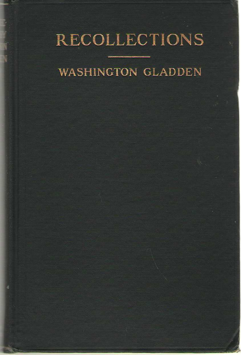 Recollections, Gladden, Washington