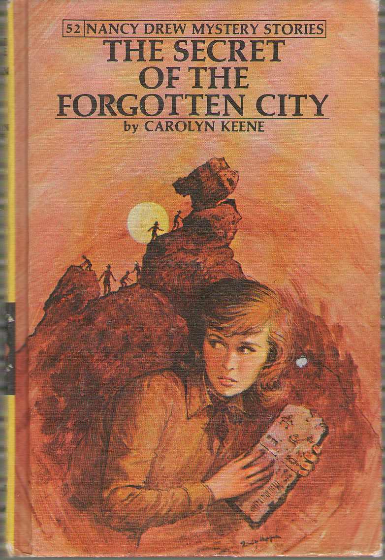 The Secret Of The Forgotten City, Keene, Carolyn (Harriet Adams)