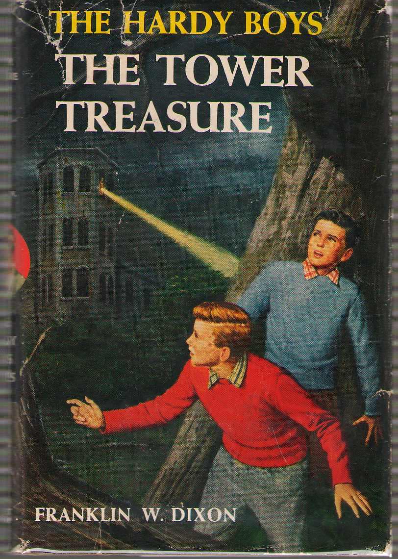 The Tower Treasure, Dixon, Franklin W. ; (Mcfarlane, Leslie) ; (Adams, Harriet - Revision)