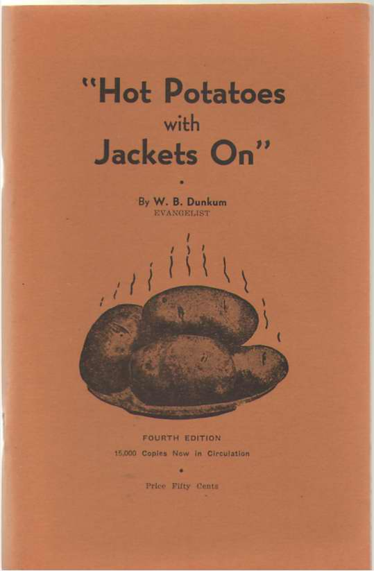 Image for Hot Potatoes With Jackets On