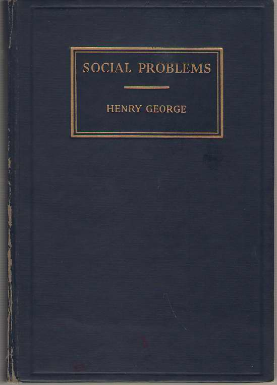 Social Problems, George, Henry