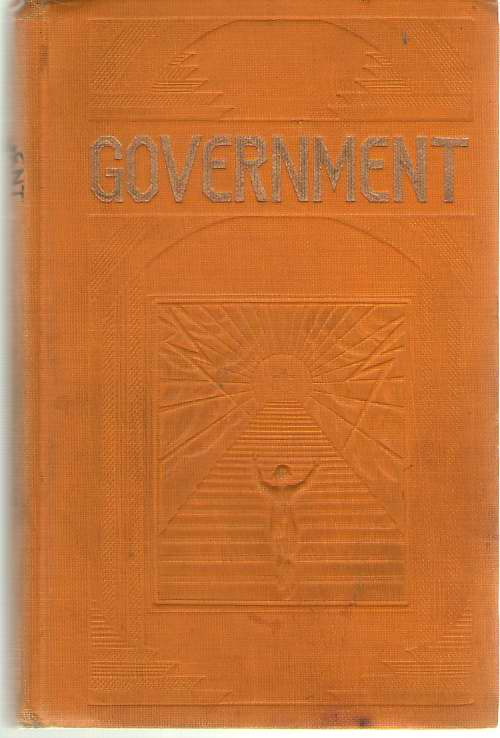 Government The Indisputable Evidence Showing That the Peoples of Earth Have a Righteous Government and Explaining the Manner of its Establishment, Rutherford, J. F.