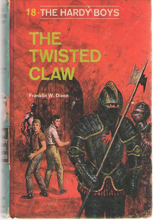 The Twisted Claw, Dixon, Franklin W. (Button, John) (Mulvey, Tom - Revision)