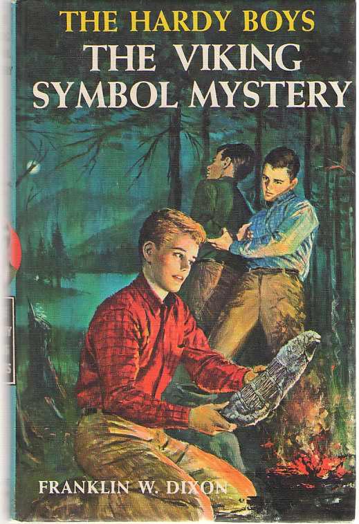 The Viking Symbol Mystery, Dixon, Franklin W. (Hunter, Alistair M. )