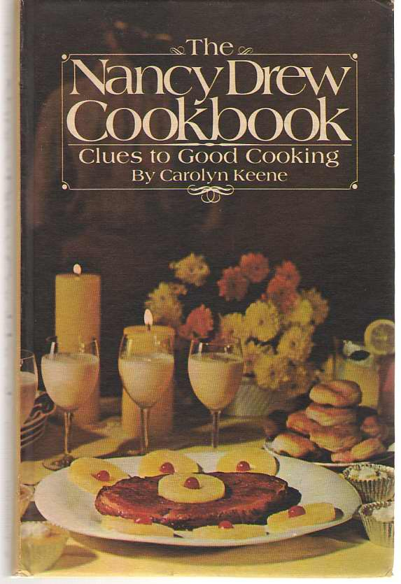 Nancy Drew Cookbook, Keene, Carolyn