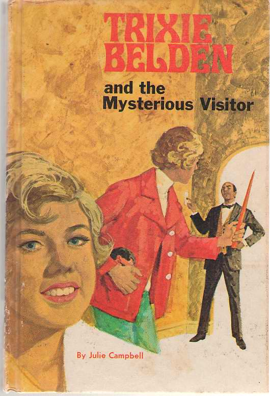 Trixie Belden And The Mysterious Visitor, Campbell, Julie