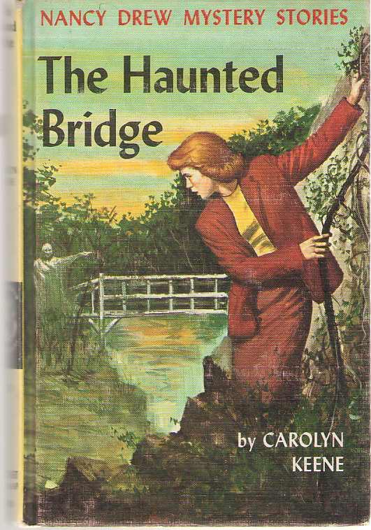 The Haunted Bridge, Keene, Carolyn (Mildred A. Wirt)