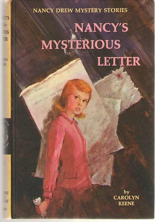 Nancy's Mysterious Letter, Keene, Carolyn (Walter Karig) (Harriet Adams - Revision)