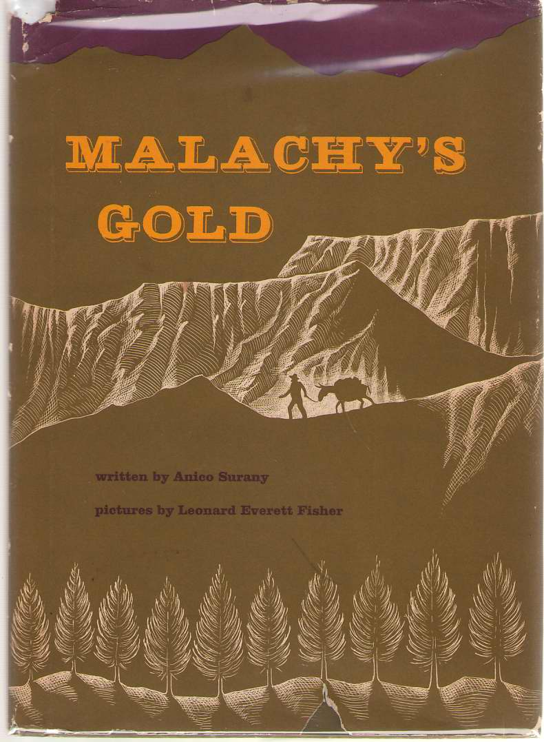 Malachy's Gold, Surany, Anico; Fisher, Leonard Everett (Illustrator)