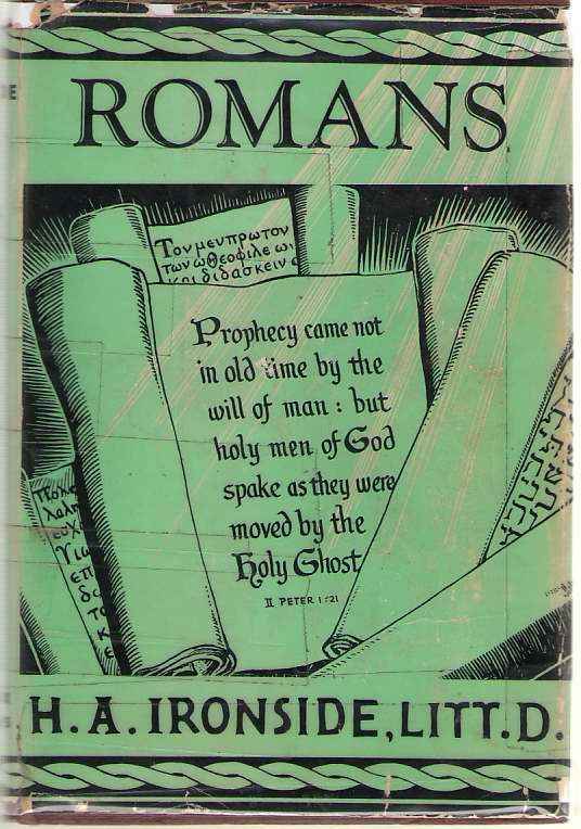 Image for Lectures On The Epistle To The Romans