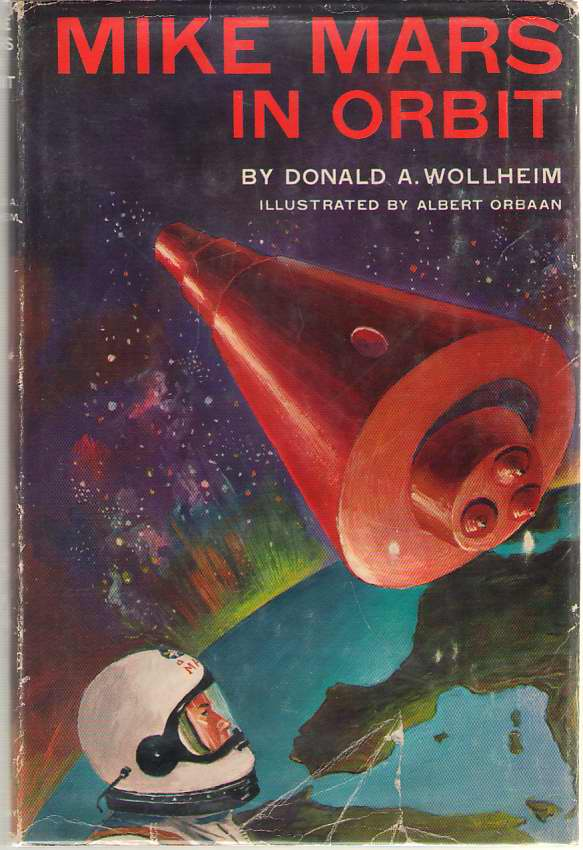 Mike Mars In Orbit, Wollheim, Donald A.