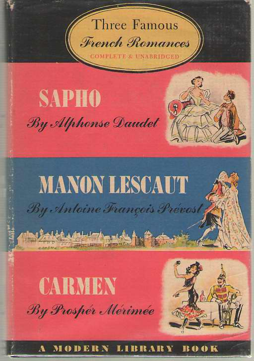 Three Famous French Romances