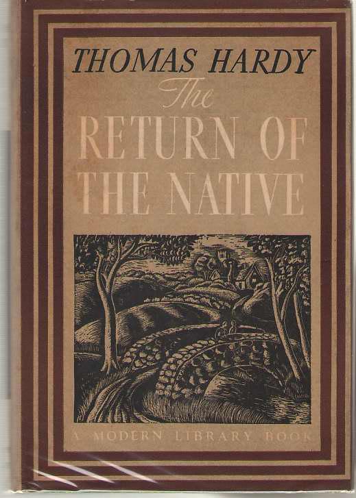 The Return Of The Native, Hardy, Thomas