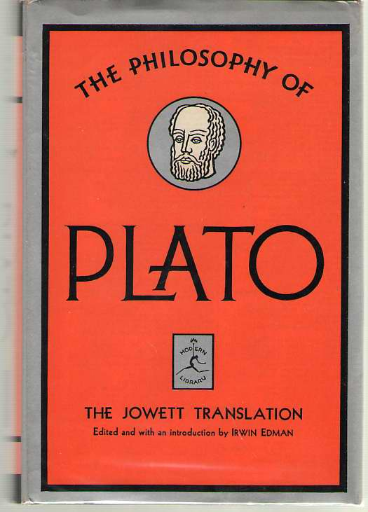 The Works Of Plato The Jowett Translation
