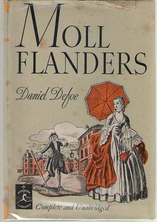 Moll Flanders, Defoe, Daniel