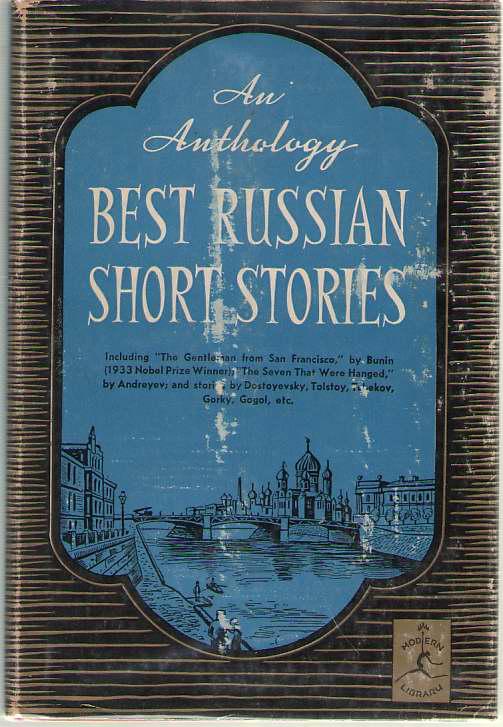 The Best Russian Short Stories, Seltzer, Thomas (editor)