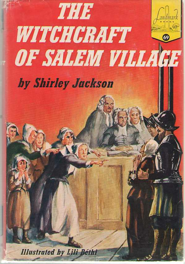 The Witchcraft Of Salem Village, Jackson, Shirley