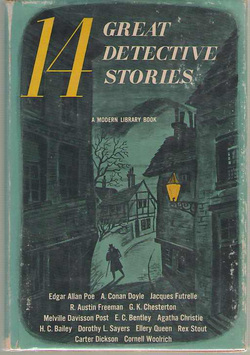 Fourteen Great Detective Stories, Haycraft, Howard (editor)